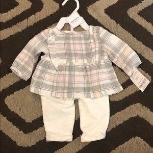 NEW newborn girl outfit